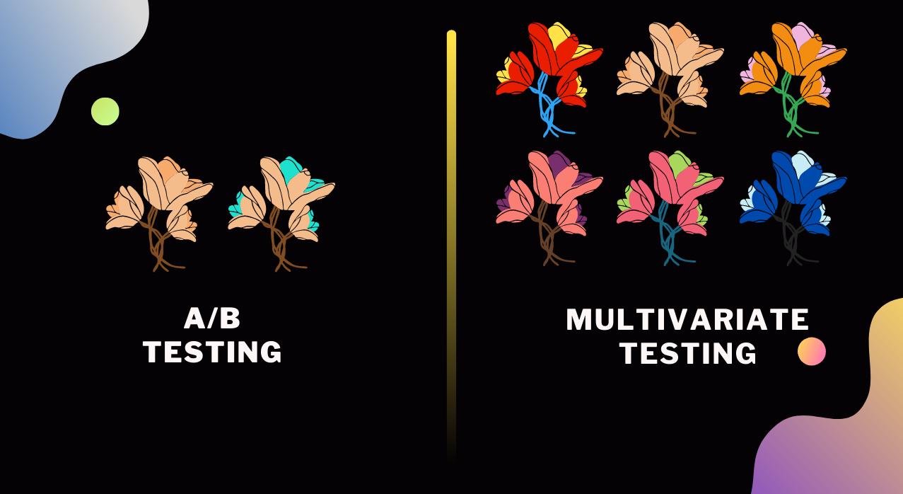 a/b testing or multivariate testing